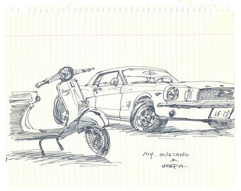 66-Mustang&Vespa.jpg