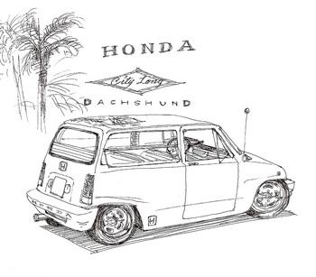 Honda City Dachshund.jpg