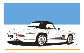 Mercedes Benz 300SL Roadster.jpg